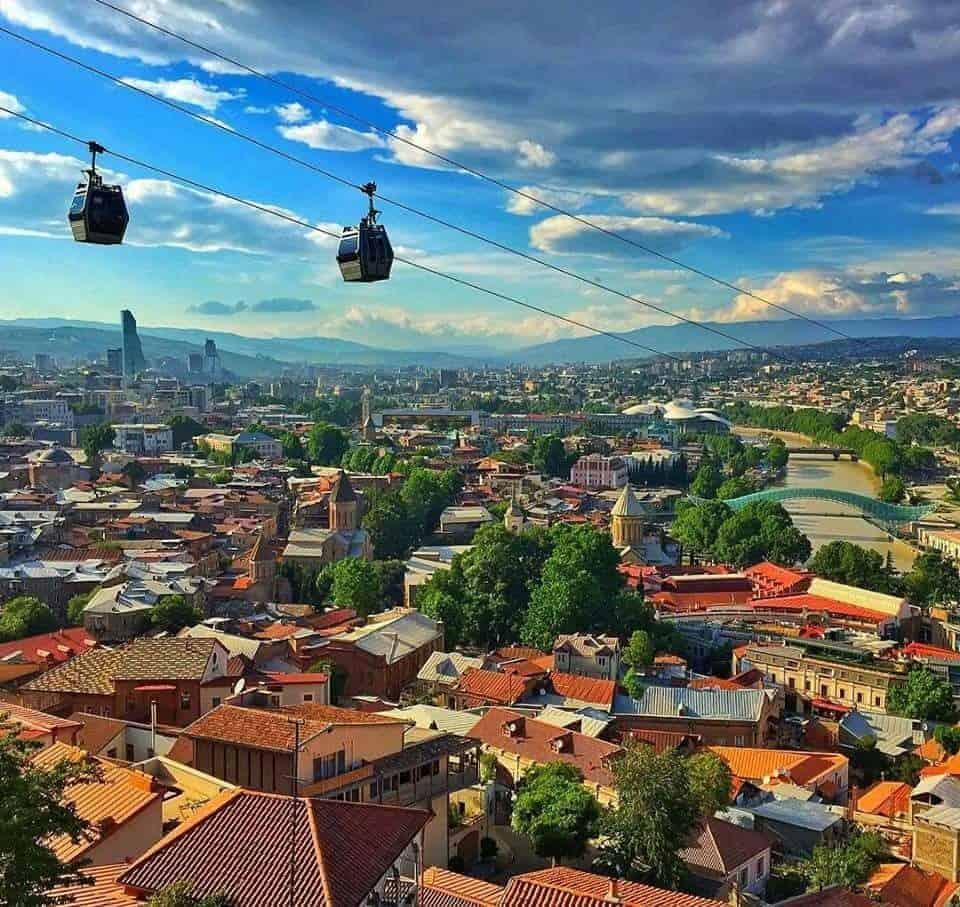 افضل اماكن في جورجيا للشباب  ( اقض عطلتك بجورجيا )