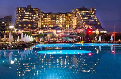 افضل 10 فنادق فخمة في انطاليا
