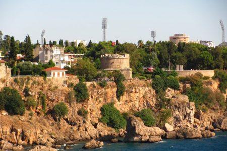 برج هيديرليك انطاليا تركيا و أهم الأنشطة التي يمكن القيام بها فيه