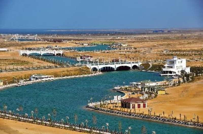 تركمانستان العرب المسافرون( اهم الاماكن السياحية في تركمانستان)