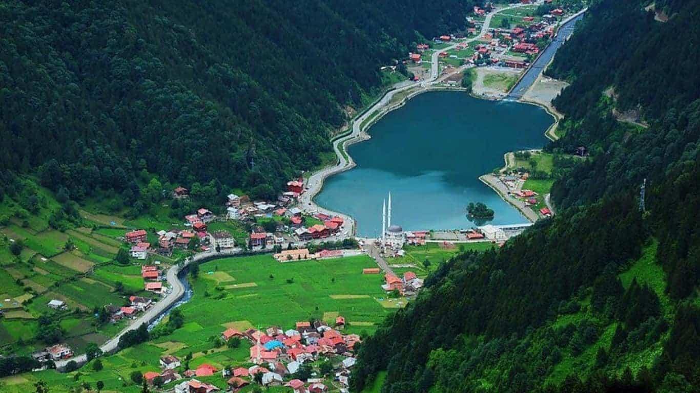 الاماكن السياحية في تركيا العرب المسافرون