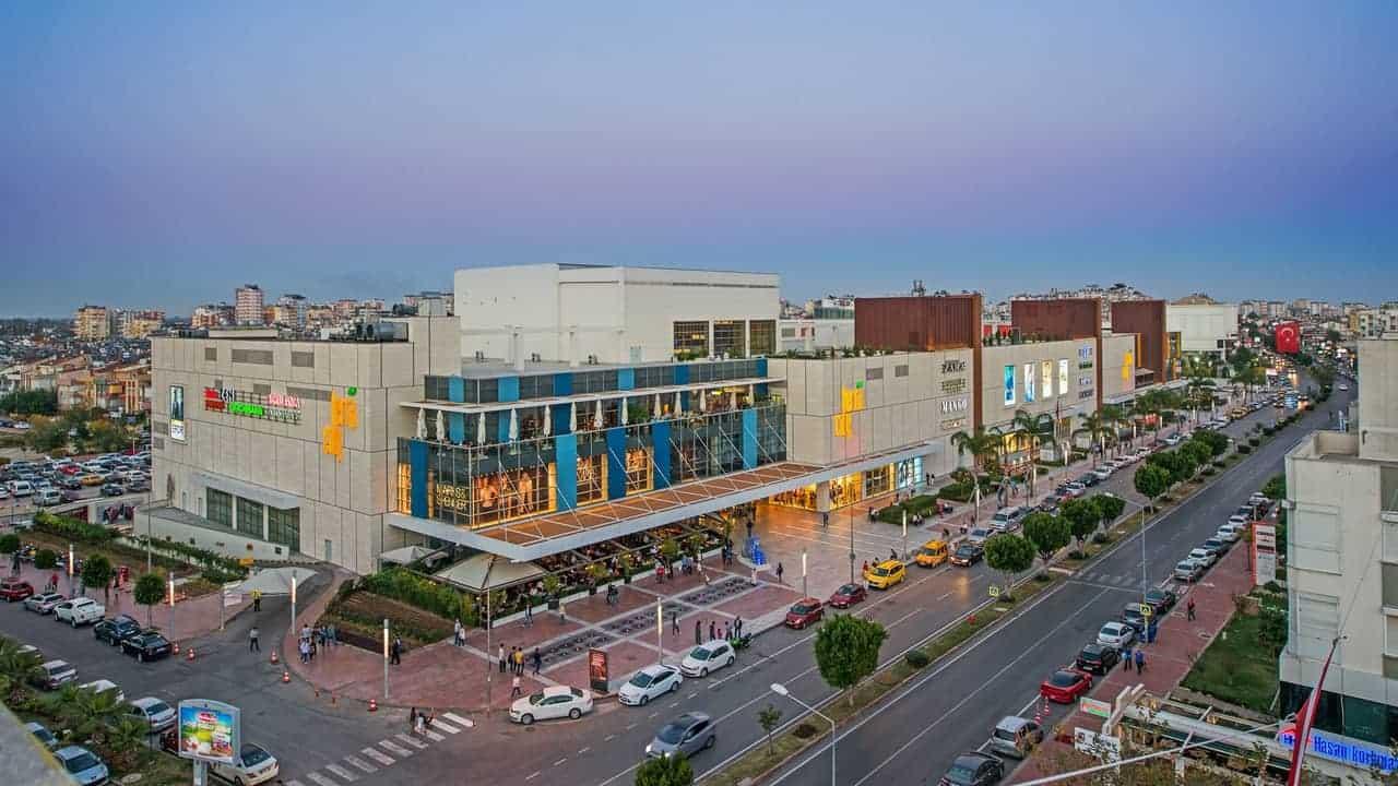 تيرا سيتي انطاليا مركز تسوق موقعه و معلومات مهمة عنه