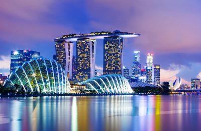 سنغافورة العرب المسافرون (أكثر البلدان في العالم رفاهاً اقتصادياً)