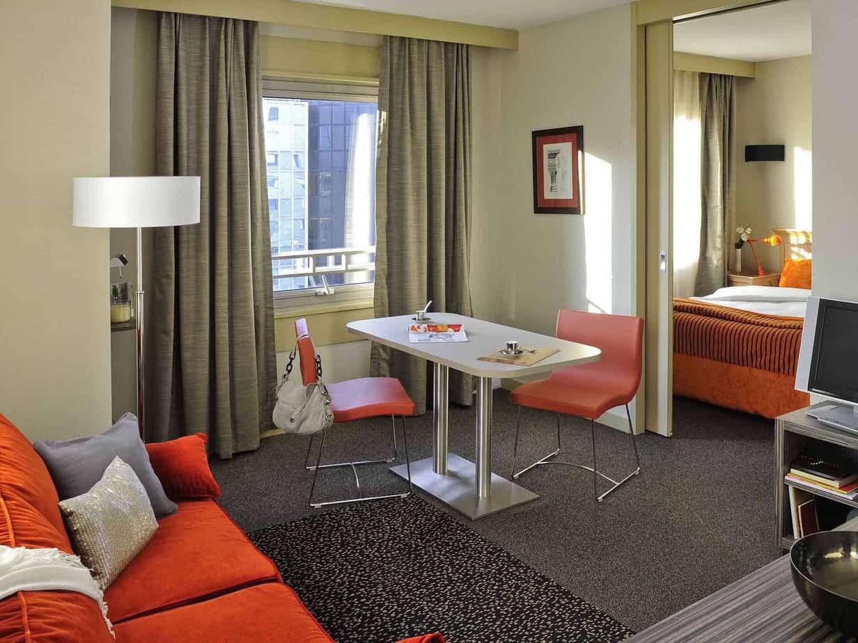 شقق فندقيه في لاديفانس باريس(دليلك السياحي)