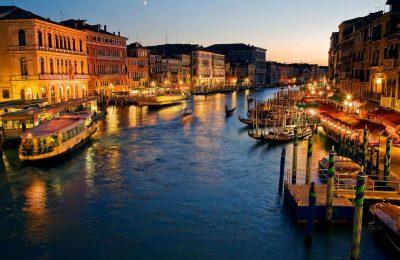 شهر العسل في فينيسيا (أهم المعالم السياحية في فينيسيا )