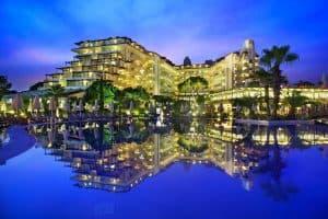 افضل 10 فنادق و منتجعات عائليه في تركيا