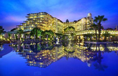 أفضل 10 فنادق و منتجعات عائليه في تركيا