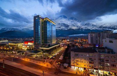 أفضل 10 فنادق رومانسية في تركيا