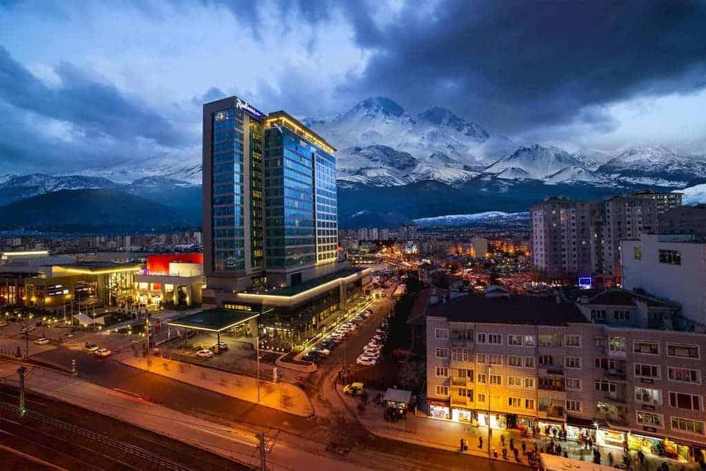 افضل 10 فنادق رومانسية في تركيا