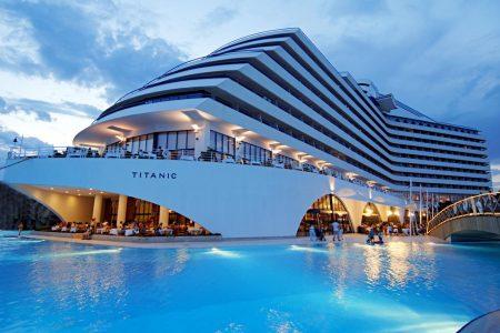 فندق تايتنك انطاليا تركيا تقرير مصور