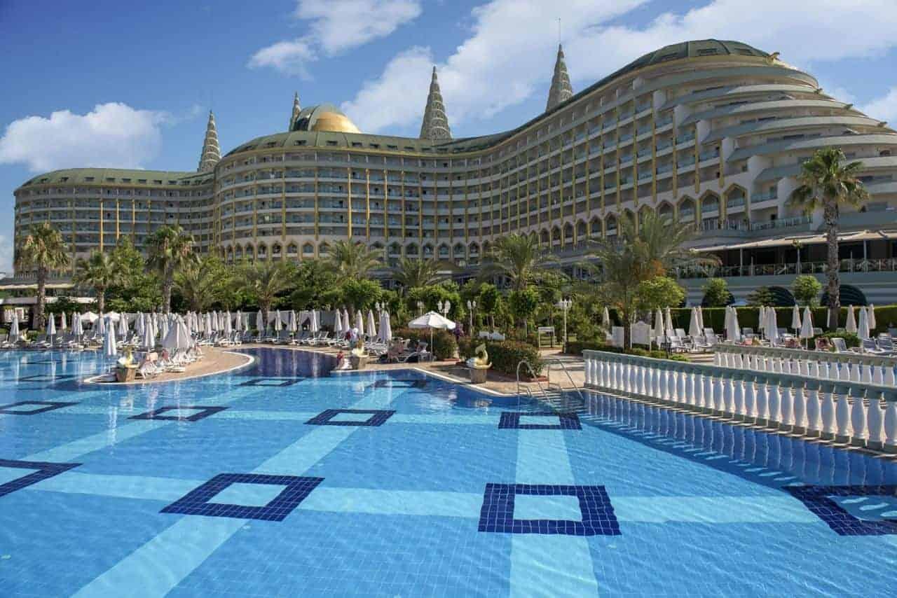 فندق دلفين امبريال انطاليا تقرير عن أفضل منتجعات انطاليا