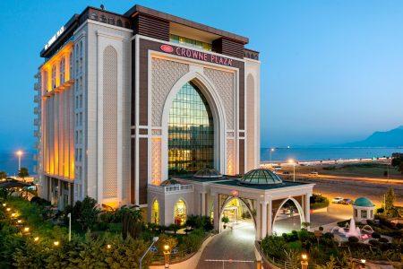 فندق كراون بلازا أنطاليا تقرير عن أشهر الفنادق في تركيا
