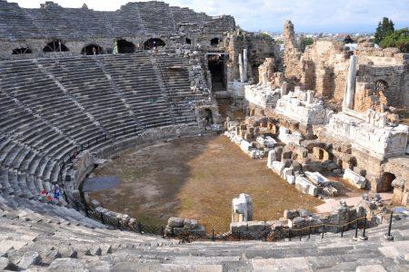 متحف سيدا انطاليا تركيا و أفضل النشاطات التي يمكن القيام بها