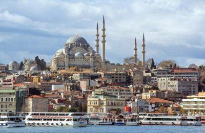 من اسطنبول الى انطاليا بالقطار (عروس الساحل التركي)