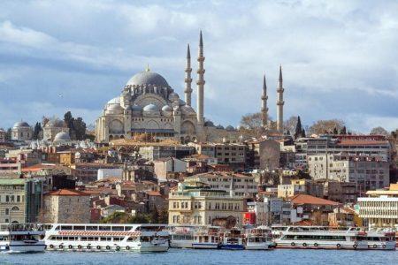 من اسطنبول الى انطاليا بالقطار(عروس الساحل التركي)