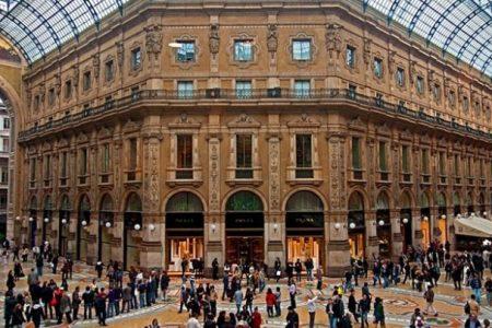 متى تغلق المحلات في العاصمة الإيطالية ميلانو ؟