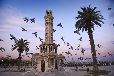 وسائل النقل من اسطنبول الى ازمير ( السياحة بازمير )