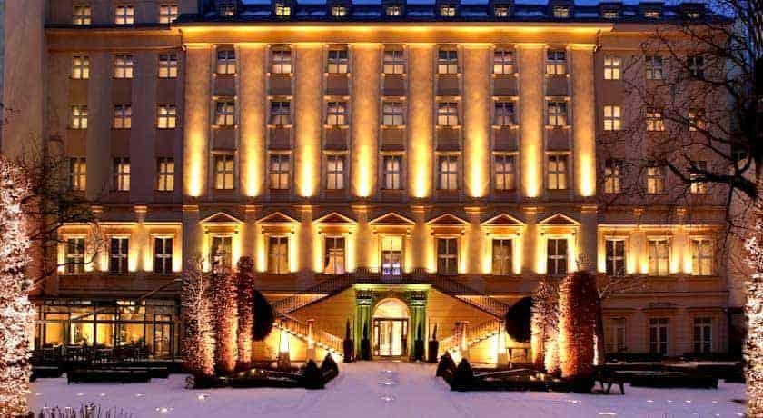 أفضل 35 فندق في براغ من المسافرون العرب