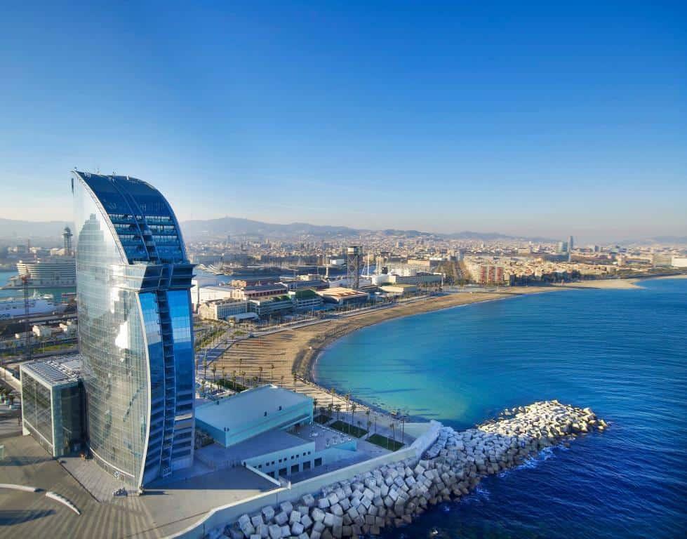أفضل 35 فندق في برشلونة من المسافرون العرب