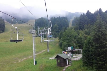 تلفريك في البوسنه ( أفضل الأماكن السياحية )