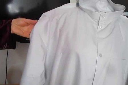 ثوب قطري رجالي تفصيل( موضوع لأصحاب الذوق الرفيع)