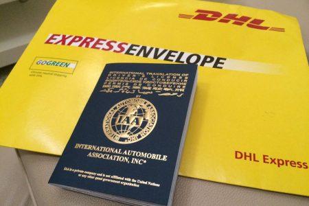 استخراج رخصة قيادة دولية من امريكا(متطلبات إستخراج الرخصة)