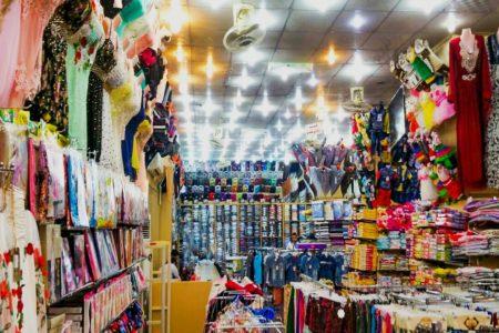 سوق الجملة للملابس في الشارقة (تسوق بالشارقة معنا )