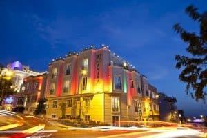 افضل فنادق الشباب في تركيا