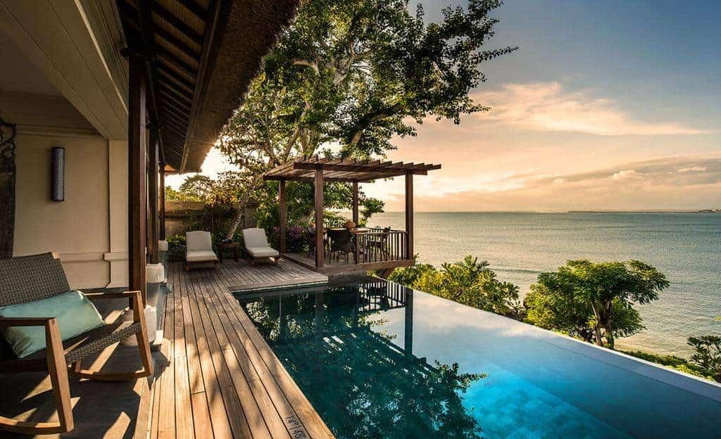 افضل فنادق شهر عسل في اندونيسيا