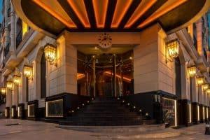 افضل 10 فنادق قريبة من الاسواق في تركيا