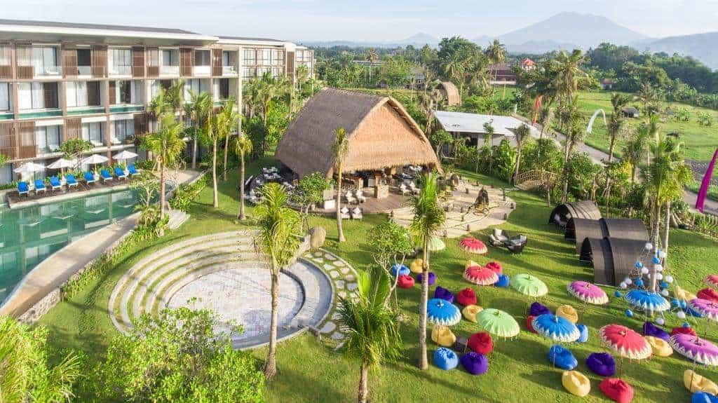 فنادق مناسبة للأطفال في إندونيسيا