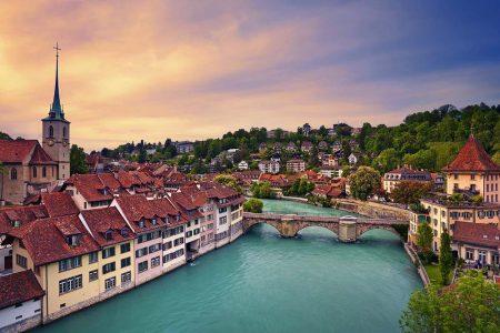 من بريغنز الى سويسرا