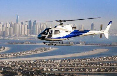 شرح شراء تذكرة هليكوبتر في دبي