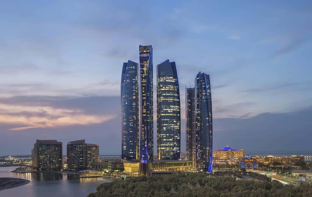 أفضل 35 فندق في أبو ظبي من المسافرون العرب