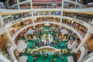 سوق ميجا مول التجاري