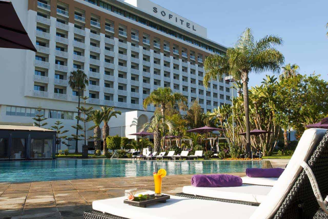 افضل 35 فندق في الرباط من المسافرون العرب