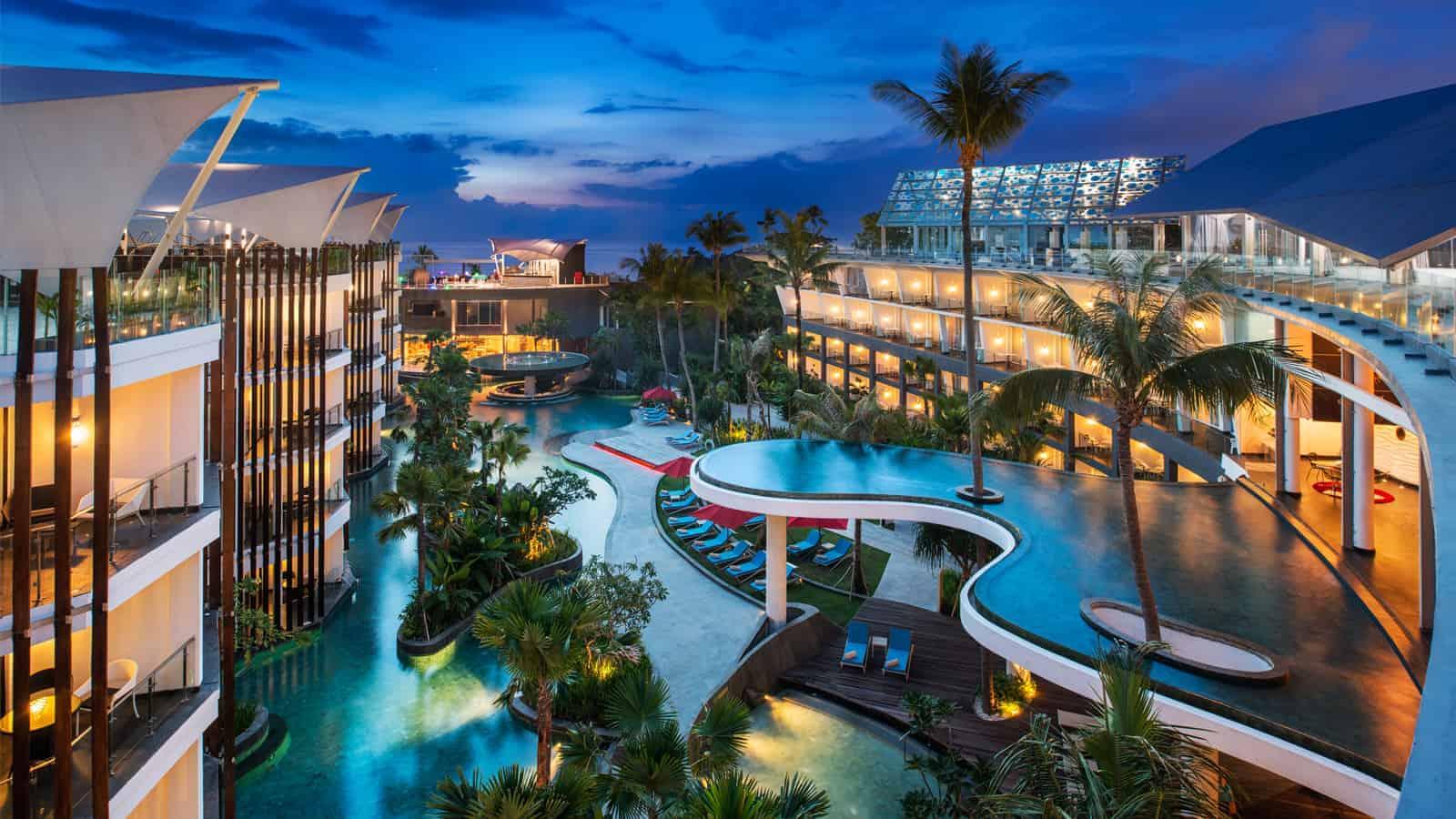 افضل 35 فندق في بالي من المسافرون العرب
