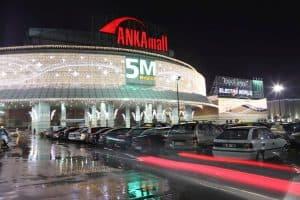 أنكا مول في أنقرة