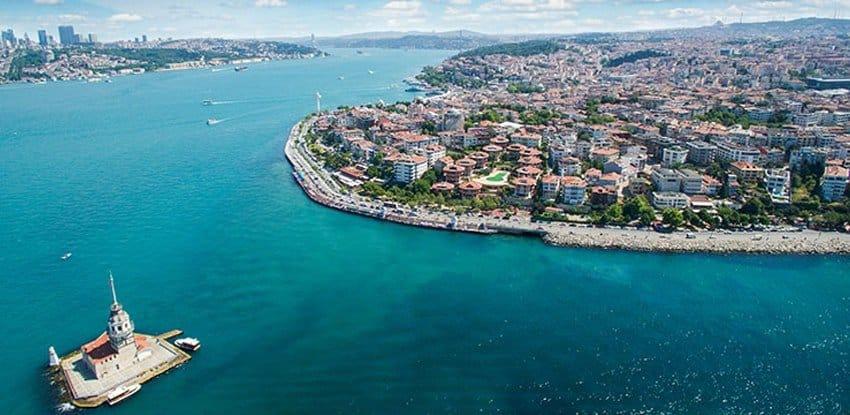 أهم معالم اسطنبول الاسيوية
