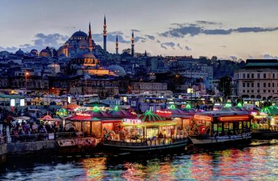 تقرير يوميات يوكو في تركيا