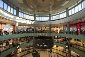 دبي مول في دبي