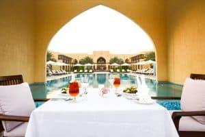 فندق تلال ليوا مدينة زايد
