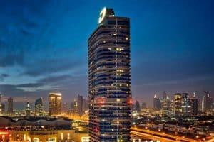 فندق داماك ميزون دبي مول