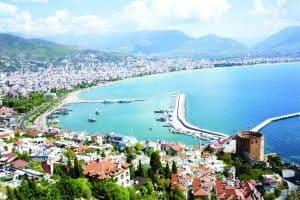 مدينة ألانيا – تركيا – انطاليا