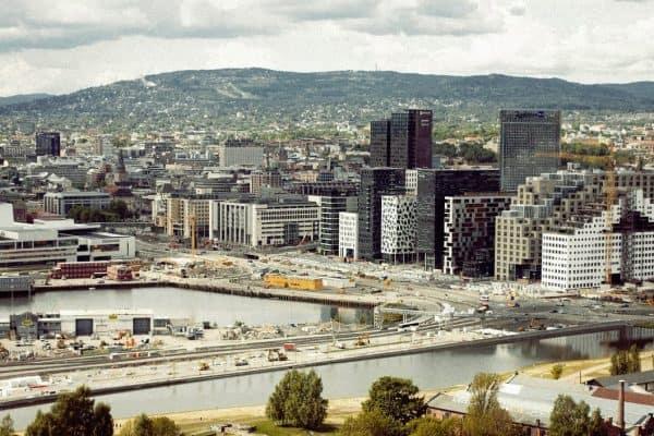 مدينة أوسلو Oslo City