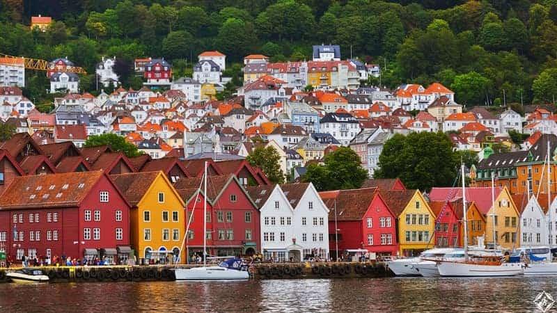مدينة بيرقن Bergen
