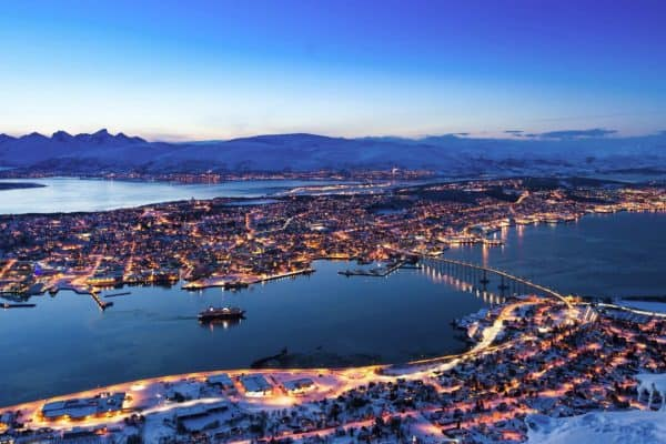 مدينة ترومسو Tromso City