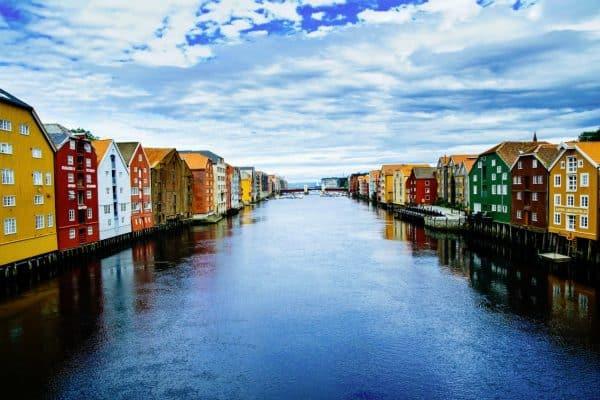 مدينة تروندهايم Trondheim City