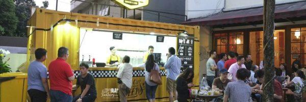 مطعم حلال بويز بالي