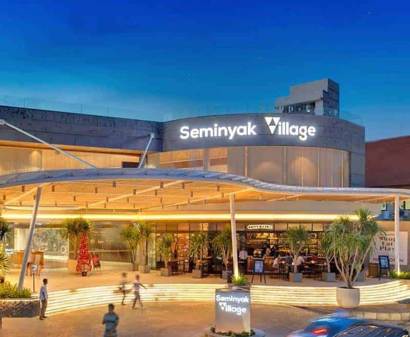 مول Seminyak Village